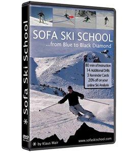 Sofa Ski School   From Blue To Black Diamond