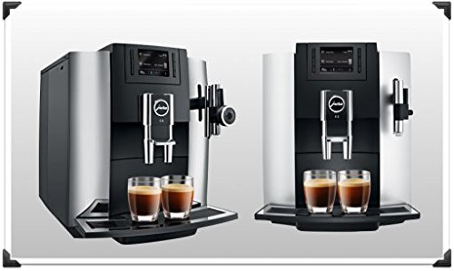 Jura E8 Automatic Coffee Epresso Maker