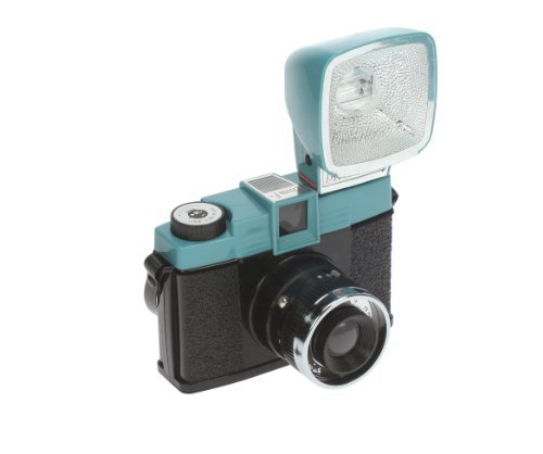 Lomography Diana F+ Medium Format Camera with Flash Style: with Flash Kit (Camera Diana Kit)