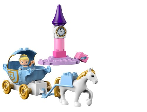 Lego duplo princess la carroza de cenicienta - Carroza cenicienta juguete ...