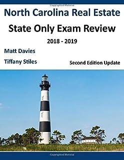 Amazon com: North Carolina Real Estate License Exam Prep