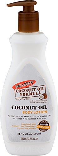 Palmer's Coconut Oil Formula, Coconut Oil Body Lotion, Pump Bottle, 13.5 ()