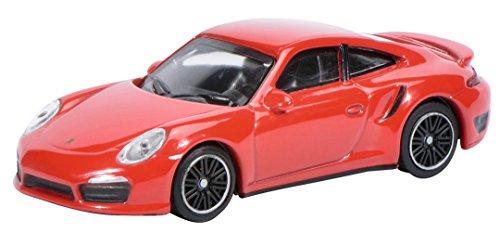 Porsche 911 (991) Turbo, red, 0, Model Car, Ready-made, Schuco 1:64