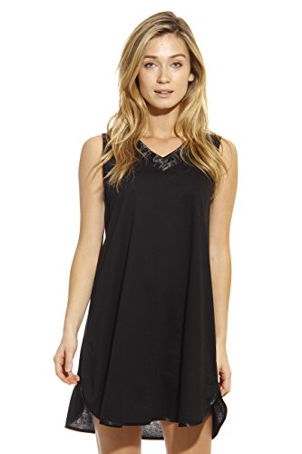 1530-BLK-XL Dreamcrest Nightgown / Women Sleepwear / Sleep Dress