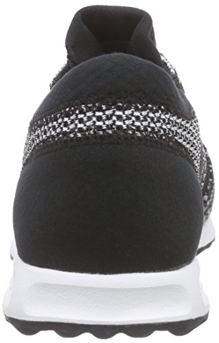 Black White core Femme Noir Angeles Basses ftwr Adidas core Los Baskets Black 4THqwYzPx
