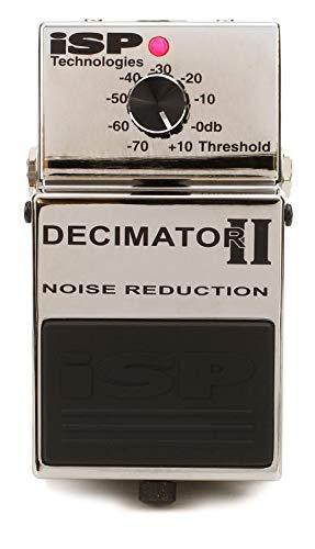 ISP Technologies Decimator II Noise Reduction Pedal (Best Noise Reduction Pedal)