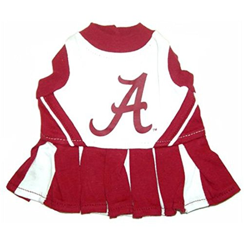 Dog Supplies Alabama Crimson Tide Cheer Leading ()
