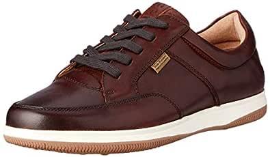 Hush Puppies Dean Men's Casual Shoes, Cognac Burnish, 6 AU