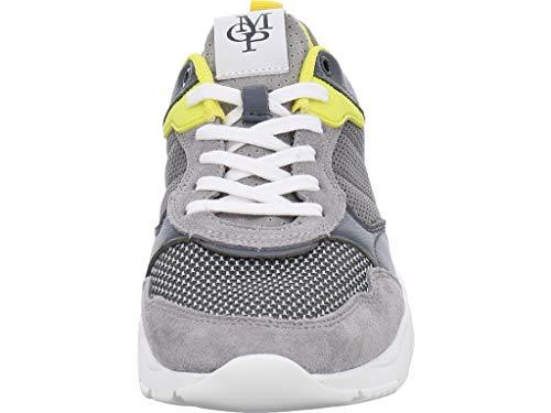 Eu Marc grey 43 920 Basse Sneaker Scarpe Grigio Ginnastica Uomo O'polo Da aqpHFPxawR