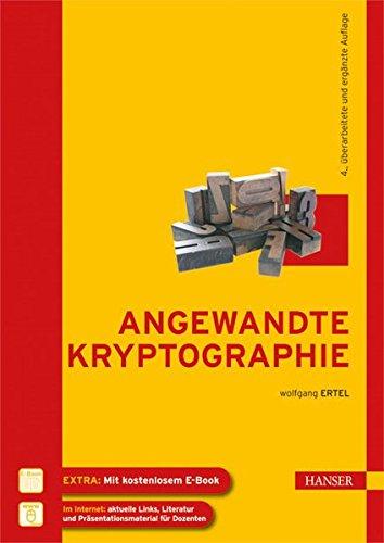 Angewandte Kryptographie Gebundenes Buch – 5. Juli 2012 Wolfgang Ertel 3446427562 Informatik Kryptographie / Kryptologie