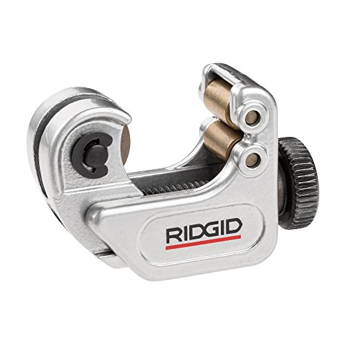 RIDGID 32975 Model 103 Close Quarters Tubing Cutter, 1/8-inch to 5/8-inch Tube Cutter ()