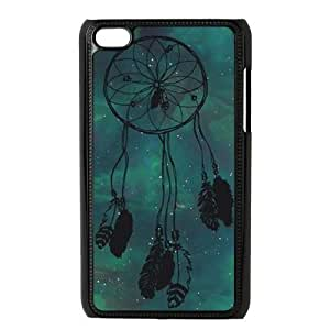Generic Cell Phone Case For Ipod Touch 4 case Colorful Cloud Dream Catcher Design Mobile Phone Cases Hard Back cover Protective shell