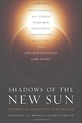 book cover of Shadows of the New Sun