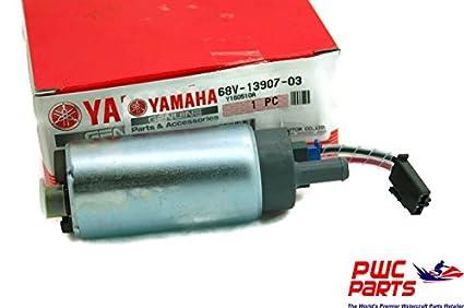 Amazon com: Yamaha 68V-13907-03-00 Fuel Pump Comp