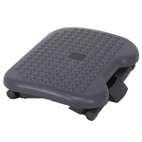Under Desk Foot Rest Massager Ergonomic Footrest For Under Desk Soothes Adjustable Angle And Massaging Bumps by RSGK (Image #4)
