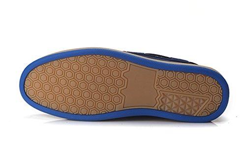 Miyoopark , Herren SchnürHalbschuhe , Blau - blau - Größe: 39.5