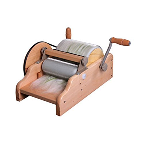 Drum Carder - Superfine By Ashford Ashford Drum