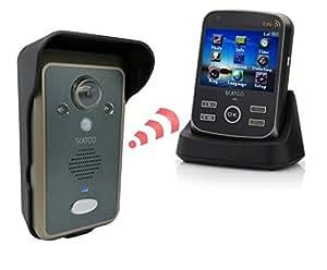 SKATCO videotelefono Intercomunicador - Wireless Intercom