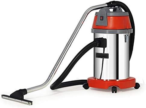 Aspiradora, 1500w 30L Potente Barril máquina de succión de alfombras Hogar húmedo y seco, Rojo (72x35cm) Xuan - Worth Having: Amazon.es: Hogar