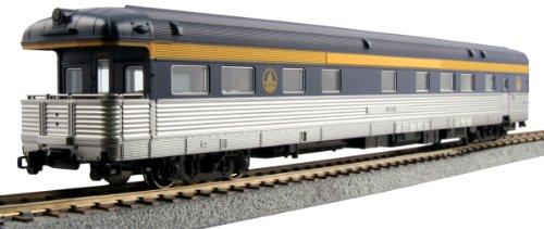 KATO HO Scale 35-6008 Baltimore & Ohio #902 Corrugated Business Car