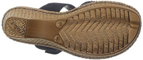 Rieker 66082/01, Women's Sandals Black