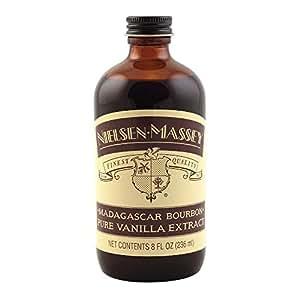 Nielsen-Massey Vanillas, Madagascar Bourbon Pure Vanilla Extract, One 8 oz