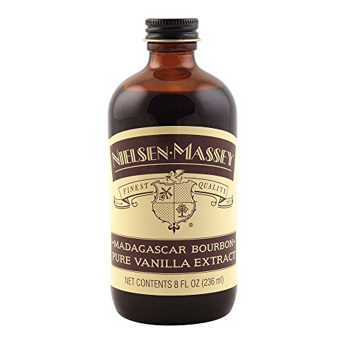Nielsen-Massey Madagascar Bourbon Vanilla Extract, with gift box, 8 ounces