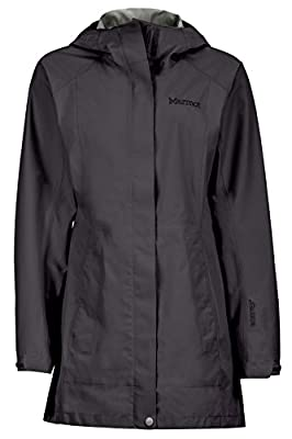 Marmot Essential Women's Lightweight Waterproof Rain Jacket, GORE-TEX with PACLITE Technology