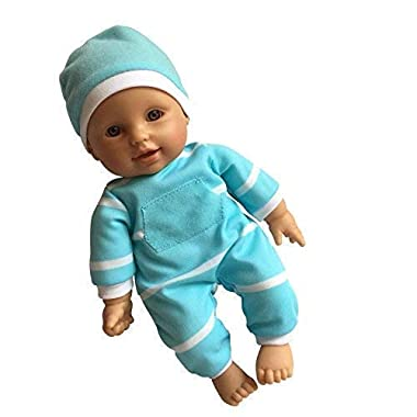 11 inch Soft Body Doll in Gift Box - 11  Baby Doll (Hispanic)