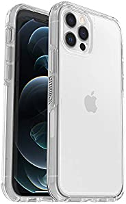 OtterBox Symmetry Clear Series Case for iPhone 12 & iPhone 12 Pro - Clear (77-65