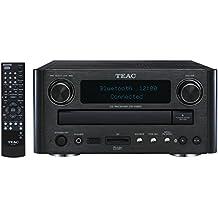 Teac CR-H260I-B  CD/SD Receiver  with Bluetooth (Black)
