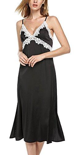 Ekouaer Womens Chemise Camisole Nightgown product image