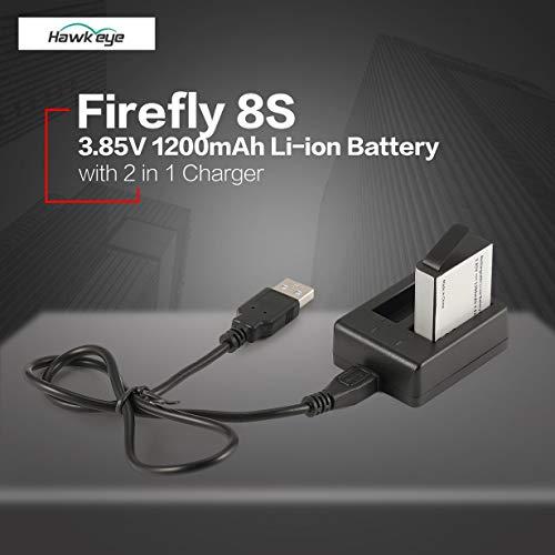 Hawkeye Firefly 8S S009R 3.85V 1200mAh Batería de reemplazo ...
