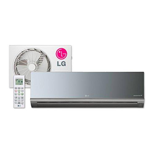 Ar Condicionado Split Hi Wall LG Smart Inverter ArtCool 22000 BTUs Quente Frio 220V ASW242CRG2
