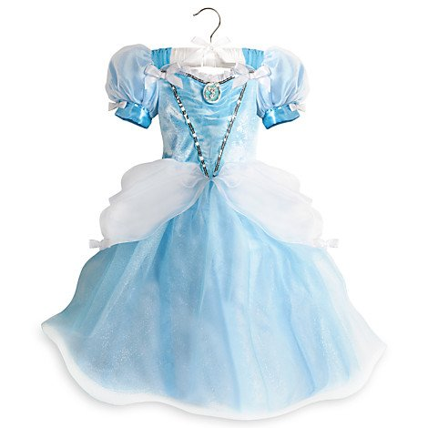 Cinderella Light Up Lights Costume Disney Store Size 5/6 Small (Dreams Come True Dance Costumes)