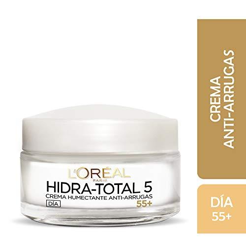 L'Oreal Paris Crema Antimanchas, Hidra Total 5, 50 ml