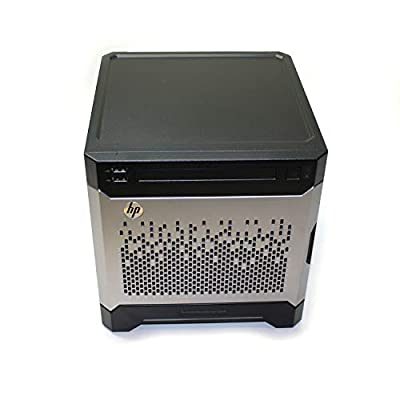 HP ProLiant MicroServer Gen8 G8 Ultra Micro Tower Server iLO4 No OS (Renewed)