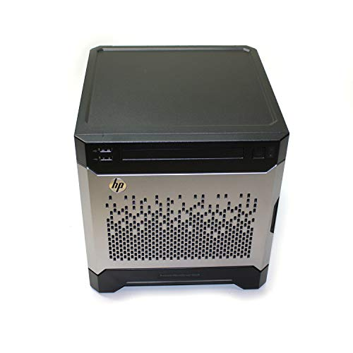 HP ProLiant MicroServer Gen8 G8 Ultra Micro Tower Server Xeon E3-1220L v2 2.3GHz No Os (Renewed)