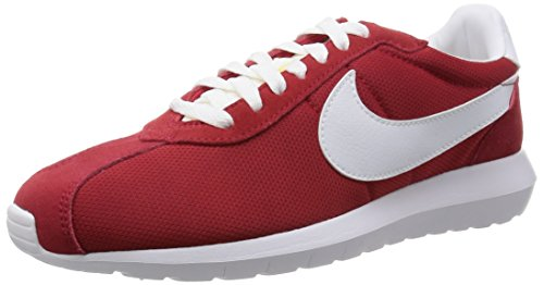 NIKE QS Varsity black Ld Mesh 1000 White Roshe Ankle Running Orange Mens High Red Shoe safety SwqIrfSn