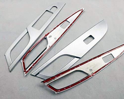 Suzuki SX4 Interior Door Handle sticker S Cross Innent/ürgriffe Abdeckung Suzuki S Cross Armrest Door Handle panel sticker Suzuki Interior Door Handle Accessories