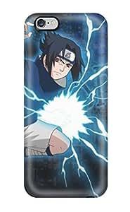 aqiloe diy 6194579K28388263 premium Phone Case For Iphone 6 Plus/ Sasuke Tpu Case Cover
