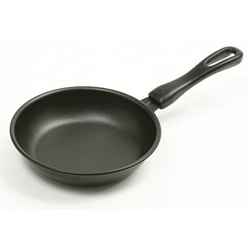 Norpro Non Stick Mini Frying Pan Skillet 6 Inches New High Quality Carbon Steel (Electrical Skillet Glass Top compare prices)