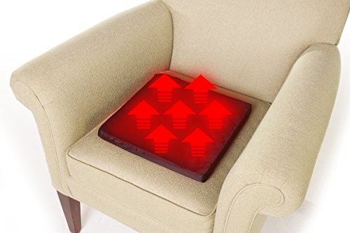Battery Operated Heated Booster Seat Cushion