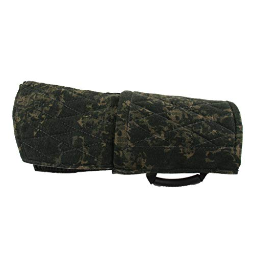 B Blesiya Durable Pet Adult Dog Bite Training Sleeve Effective Arm Protection for Training Playing Fetching Games