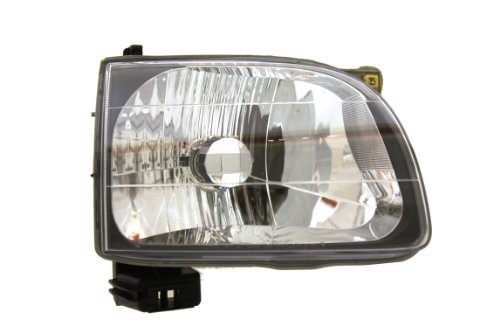 (Genuine Toyota Parts 81110-04110 Passenger Side Headlight Assembly Composite)