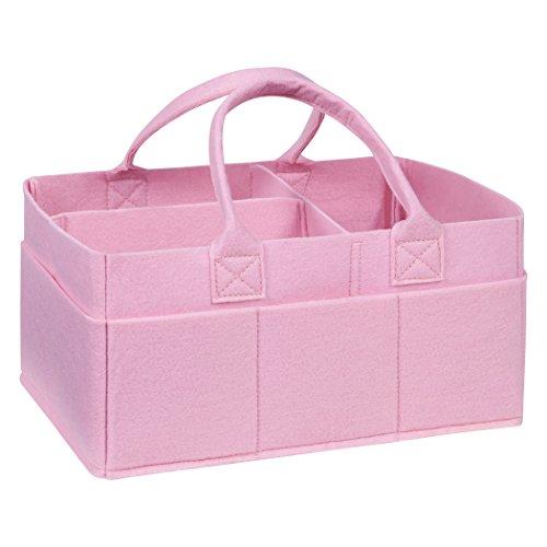 Trend Lab Storage Caddy, Pink by Trend Lab