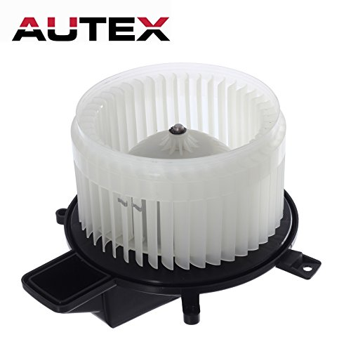 AUTEX HVAC Blower Motor Assembly Compatible with Chrysler Town & Country 2008-2013 Blower Motor Replacement for Dodge Grand Caravan 08-13 Blower Motor Air Conditioner 700216 68029719AA (2014 Chrysler Town And Country Air Conditioning Problems)
