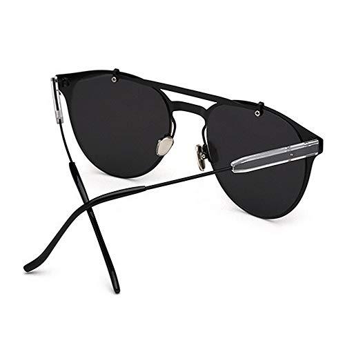 Femmes Soleil d'été C4 métal Lunettes de Vacances pour Full la Conduire Couleur C4 Plage Protection Cat Les en Yeux légères Ultra UV400 Lady Wenjack Frame 5qfzw1P