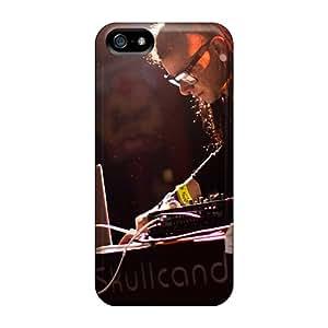 Shock Absorption Hard Phone Case For Iphone 5/5s (nVX18539GWAz) Provide Private Custom Lifelike Skrillex Bringing It Skin