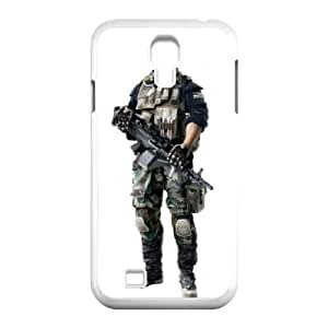 Diy Phone Cover Soldier for Samsung Galaxy S4 I9500 WER349679